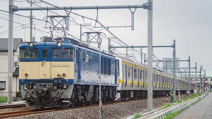 209系500番台C509編成が土崎へ