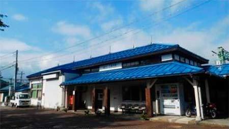 平成30年8月現在の二本木駅(イメージ)