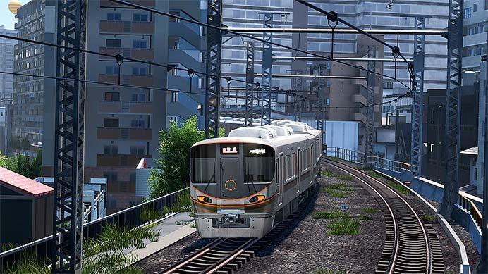 「電車でGO!!」,大形アップデートで大阪環状線を追加