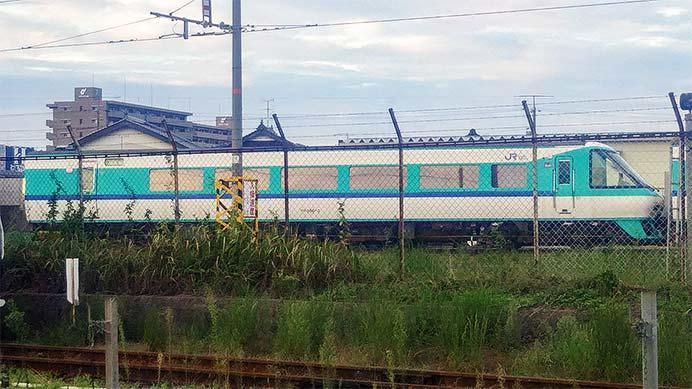 クロ380-3が後藤総合車両所へ