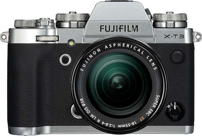 富士フイルム,ミラーレスデジタルカメラ「FUJIFILM X-T3」を9月20日から発売