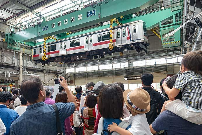 『2018 東急電車まつりin長津田』開催
