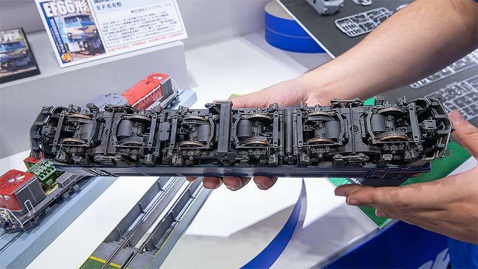 EF66床下機器
