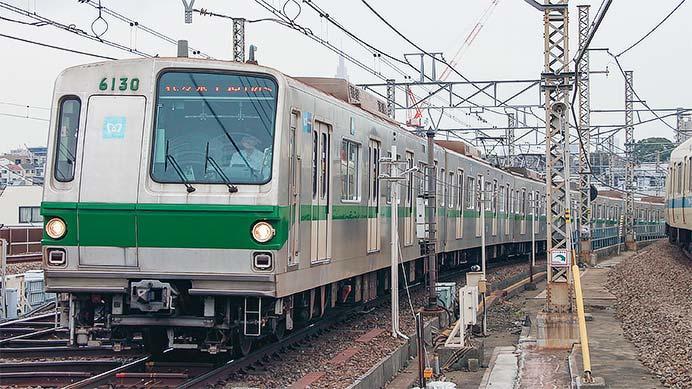 東京メトロ6000系の定期運転が終了|鉄道ニュース|2018年10月6日掲載 ...