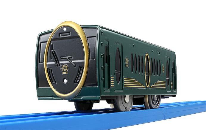 プラレール『KF-04 叡山電車「ひえい」』発売