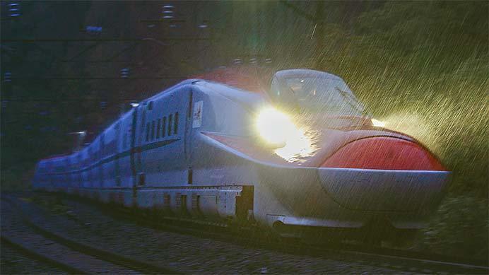 E6系Z9編成が山形新幹線で試運転