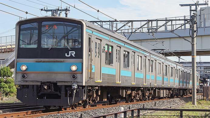 205系の運用範囲が関西本線王寺駅まで拡大