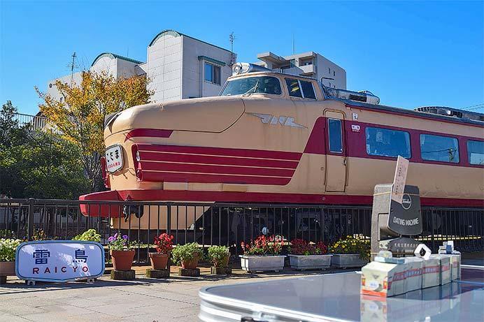 土居原ボンネット広場で『東海道・山陽特急ヘッドマーク撮影会』開催