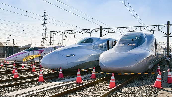 『山陽新幹線ふれあいデー(岡山)』開催