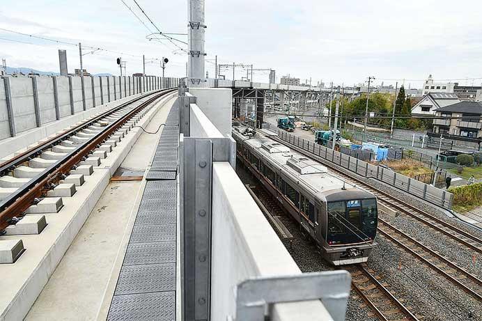 JR西日本,おおさか東線の運転体系・運賃の概要を発表