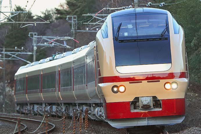 国鉄特急色のE653系K70編成が試運転を実施