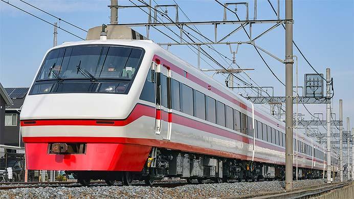 東武200系208編成がオリジナルカラーとなって出場