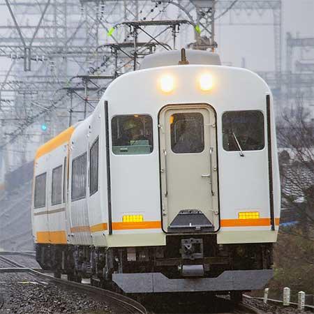 近鉄21000系UB02編成が試運転を実施