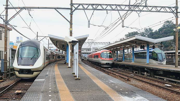 近鉄21020系が名伊特急運用を代走