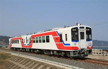 JR東日本・三陸鉄道,山田線(宮古—釜石間)で1月から試運転・訓練運転を開始