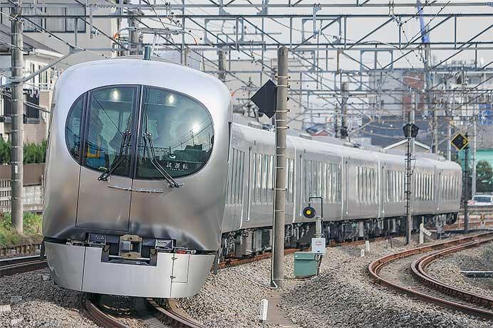 西武001系「Laview」の試運転が始まる|鉄道ニュース|2018年12月27日 ...