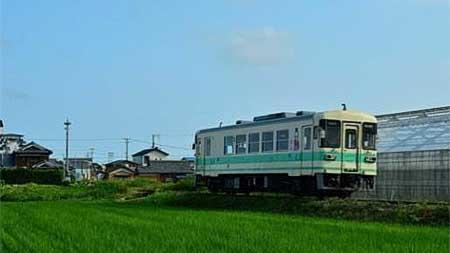 銚子電鉄と紀州鉄道,コラボ企画を実施