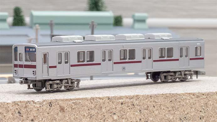 トミーテック,「鉄道コレクション」東武鉄道9000系9101編成 登場時を製品化