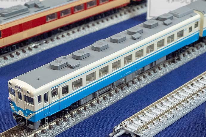 キハ58系(JR四国色)