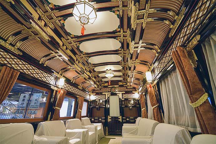 鉄道博物館で『マイテ39形客車車内特別公開』開催