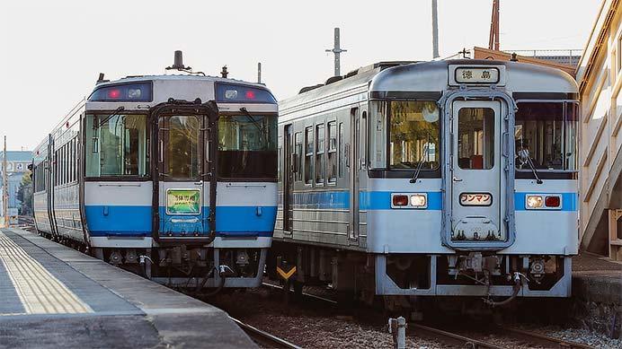 キハ185系による団体臨時列車運転