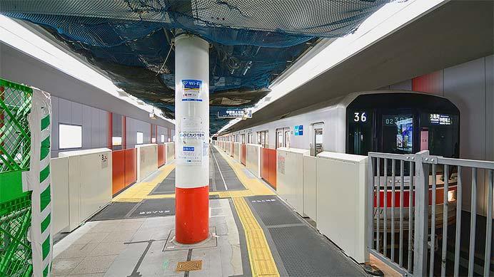 東京メトロ丸ノ内線でダイヤ改正