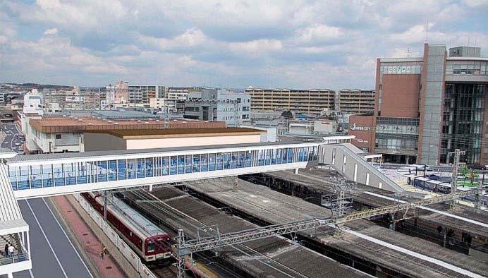 南北自由通路の外観イメージ