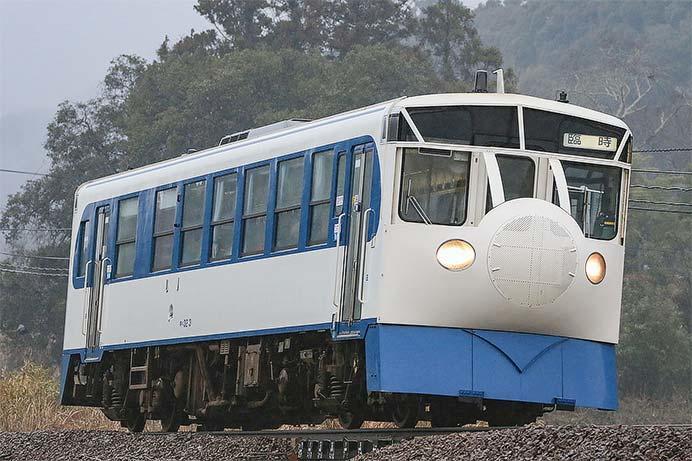 「鉄道ホビートレイン」が土讃線で運転される
