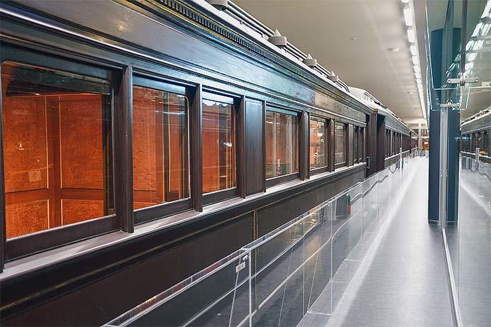 鉄道博物館で企画展『御料車〜美の世界〜』開催