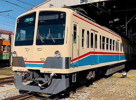 近江鉄道,「あかね号」を700形から900形にバトンタッチ