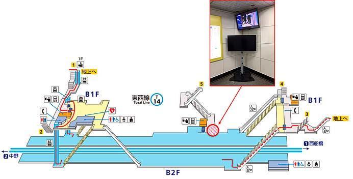 東京メトロ,「LinkRay™」を活用した運転支障時の情報配信に関する実証実験を実施