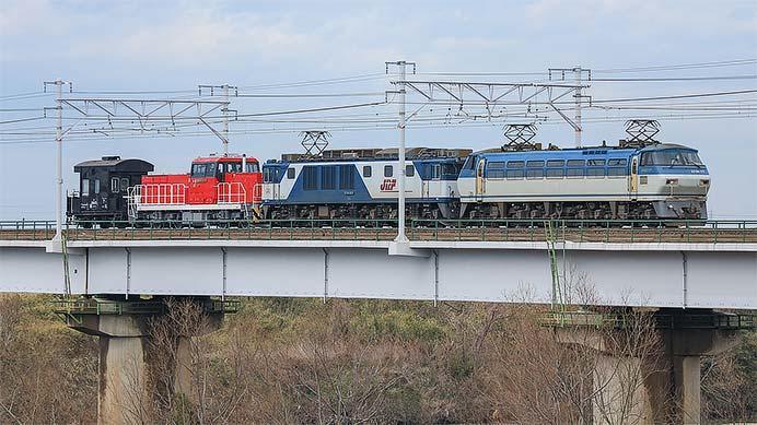 HD300-29が西浜松(貨)へ