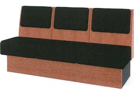 天童木工を使用したソファー