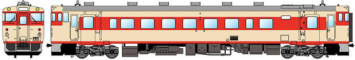 道南いさりび鉄道,旧国鉄急行形塗色での運用を開始