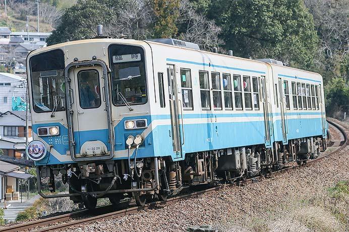 『土佐の「おきゃく」列車2019』運転