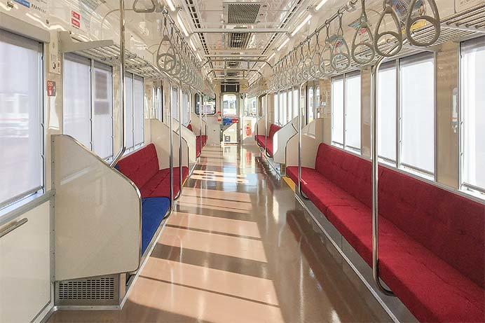 関東鉄道キハ5020形が公開される