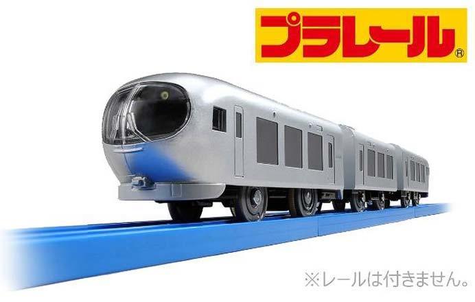 プラレール「S-19 西武鉄道 001 系 Laview(ラビュー)」発売