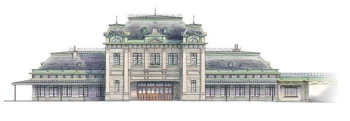 JR九州,門司港駅が3月10日にグランドオープン
