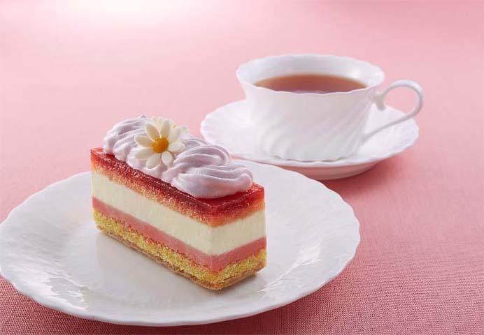 近鉄,「青の交響曲(シンフォニー)」で春季オリジナルケーキを発売