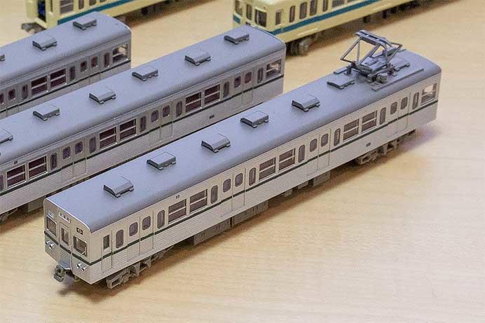 鉄道コレクション 営団地下鉄5000系 千代田線・非冷房車 5両セットB