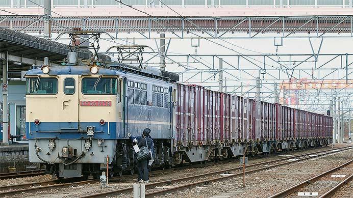四国内貨物列車けん引機の仕業に変化