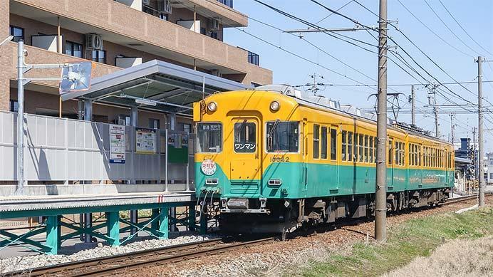 富山地方鉄道 不二越・上滝線に「栄町駅(県立中央病院口)」が開業