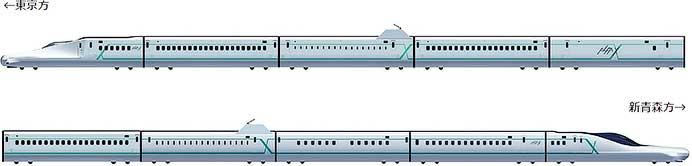 JR東日本,5月からE956形「ALFA-X」の走行試験を開始