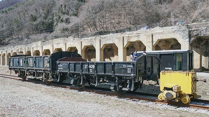 旧太子駅で『日本一の「無蓋車」公園』実現へ