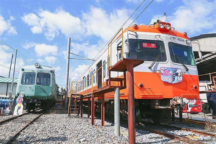 『第12回上高地線ふるさと鉄道まつり』開催