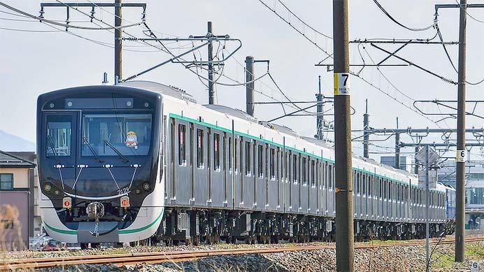 東急電鉄2020系2129編成が甲種輸送される