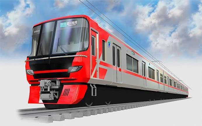 名鉄,通勤形車両9500系16両を導入