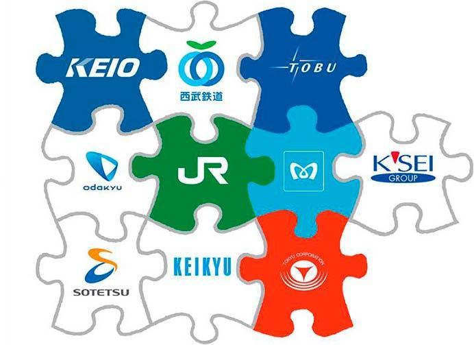 鉄道会社公式スマホアプリ連携が10社に拡大