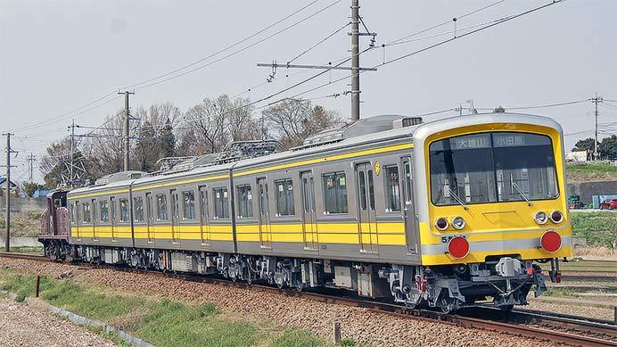 伊豆箱根鉄道5000系にニューカラー