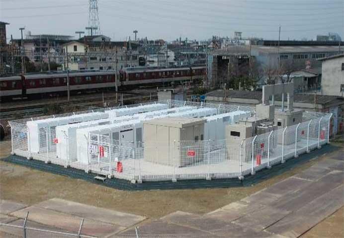 近鉄,大容量蓄電池システムを設置し仮想発電所構築に参画